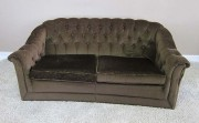 Dark Brown Couch