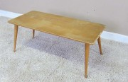 Retro Light wood coffee table