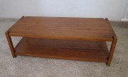 Two Tier Wooden coffee table
